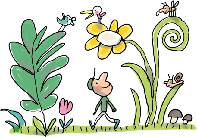 Les enfants pour la biodiversité