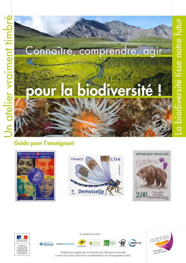Connaître, comprendre, agir pour la biodiversité